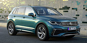 VW Tiguan Facelift